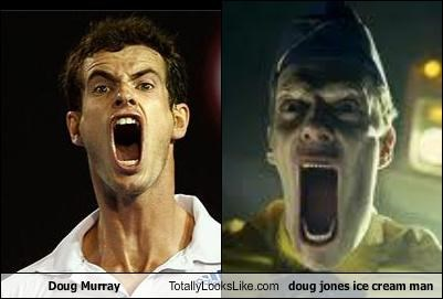 andy murray doug jones ice cream sports tennis - 3908330496
