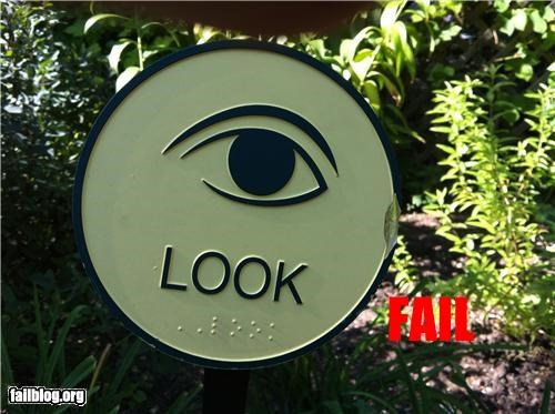 blind braille eyes failboat g rated look signs - 3910488576