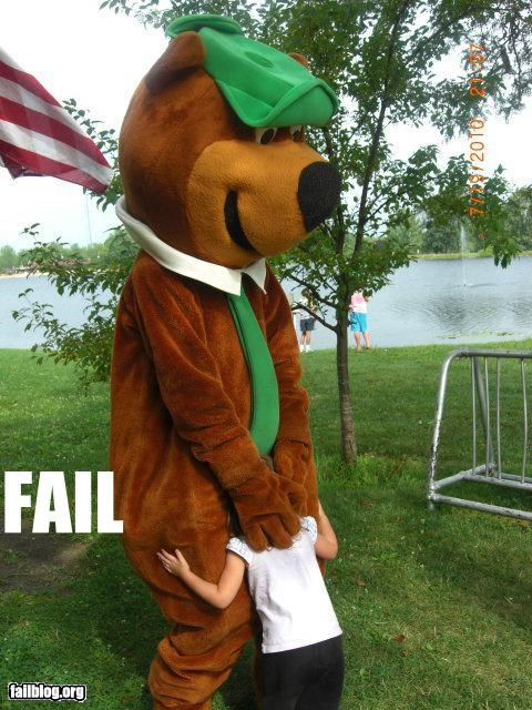 characters,failboat,little kids,Things That Are Doing It,yogi bear