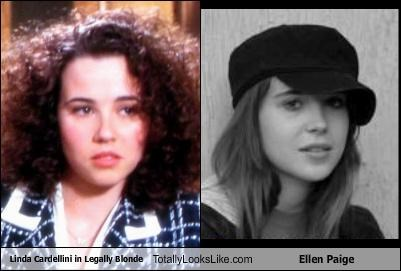 ellen page,legally blonde,linda cardellini