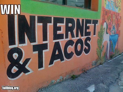 combination,failboat,g rated,internets,Mexican,signs,tacos,win