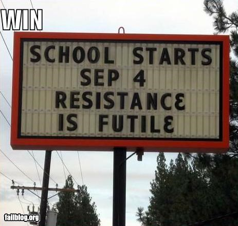 back to school failboat marquee school signs thank you interents win - 3913442304