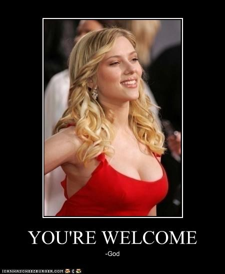 You Re Welcome Pop Culture Funny Celebrity Pictures