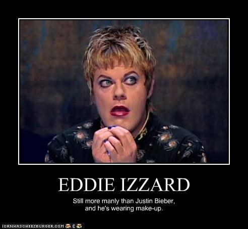 celebrity-pictures-eddie-izzard-manly,eddie izzard,max,ROFlash,showtime,Toni Collette,United States of Tara