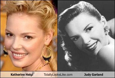Judy Garland,katherine heigl