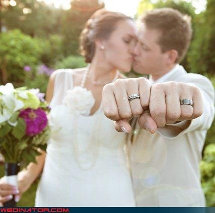 Bling,bride,By Our Powers Combined wedding,Captain Planet wedding picture,funny wedding photos,groom,themed wedding picture,were-in-love,Wedding Themes