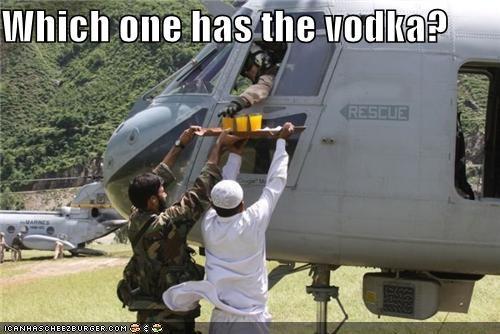 booze flight funny lolz military weapon wtf - 3920130304