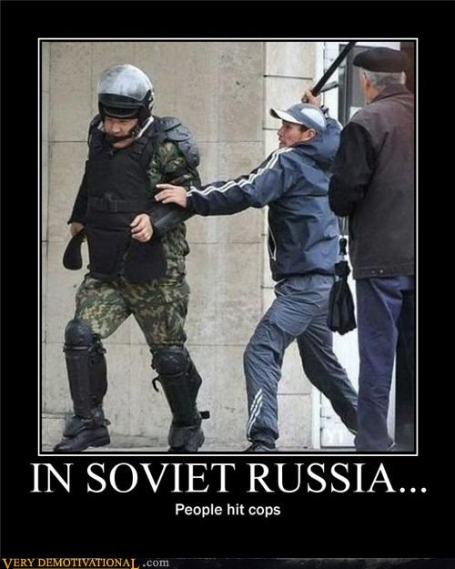 cops funny Soviet Russia - 3920287744