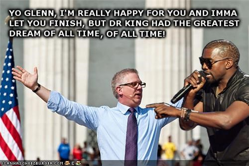 dead horse funny glenn beck Hall of Fame kanye west meme old sauce - 3920327168