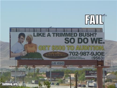 auditions bait billboard bush failboat fishing gear innuendo trimming - 3920351488