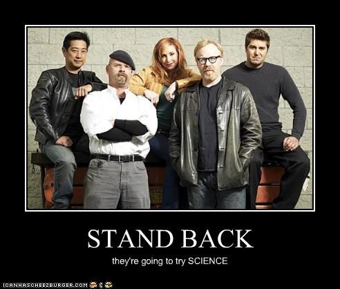demotivational funny mythbusters TV - 3921460736