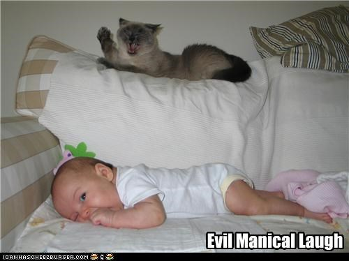 Evil Manical Laugh