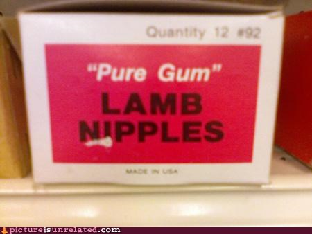lamb,nipples,product,rubber,wtf