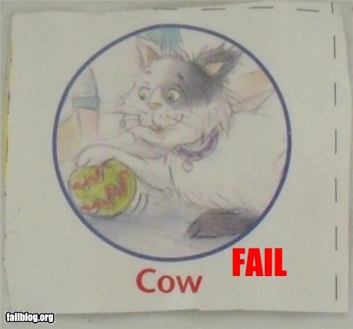 animals Cats cows failboat g rated identification - 3926816768