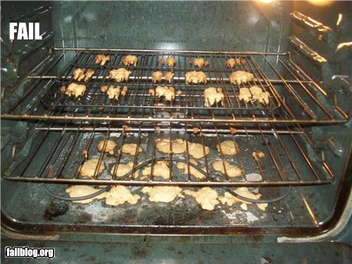 baking cookies failboat food g rated not a professional ovens - 3927369472