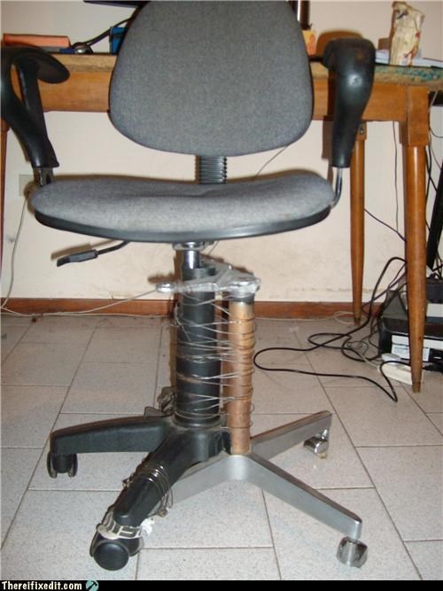 office chair Professional At Work prosthetics - 3928073984