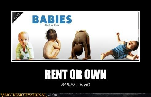 RENT OR OWN BABIES... in HD