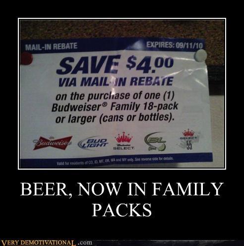beer rebate family mail - 3929547520