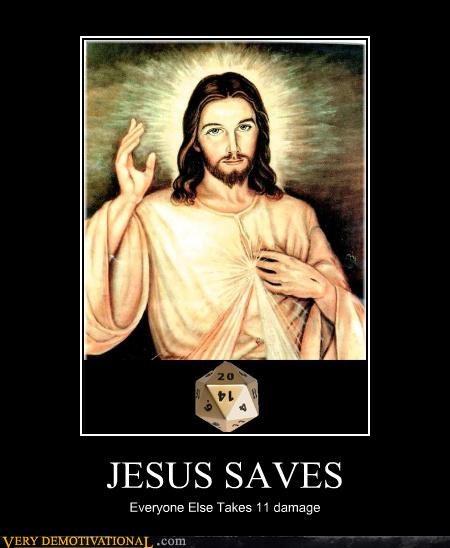 jesus damage d&d - 3929653760