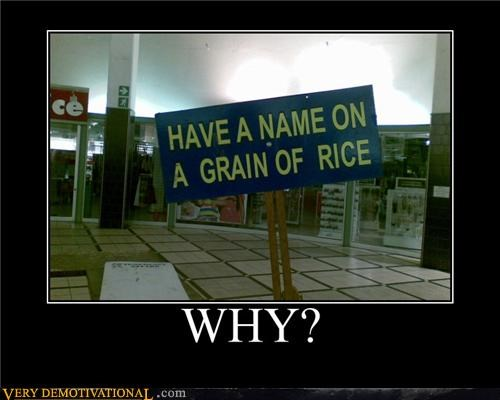 grain of rice,wtf,why,name