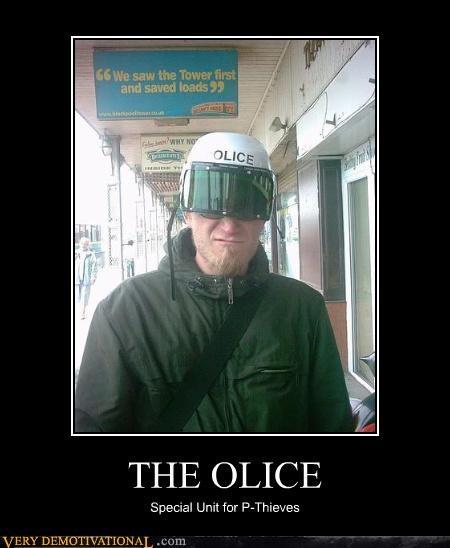 π helmet weirdo police - 3931130368