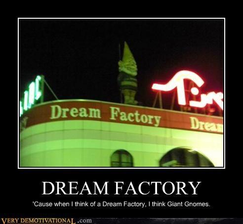 dream wtf gnome bizarre - 3931977984