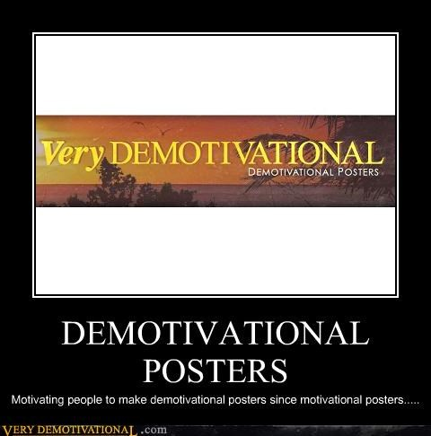 site meta demotivational posters