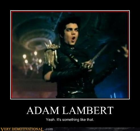 horrible wtf adam lambert - 3933792000