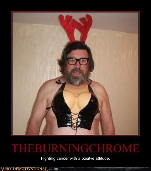 costume burning chrome dirty old man eww - 3934167296