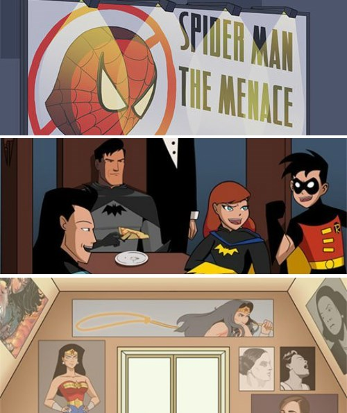 dorkly lessons superheroes - 393477