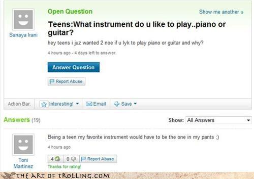honesty instrument teenager - 3936483072