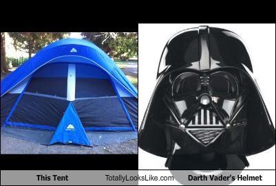 darth-vaders-helmet,tent