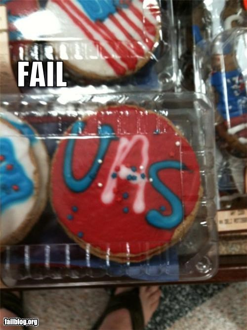 cookies,failboat,food,g rated,patriotic,usa