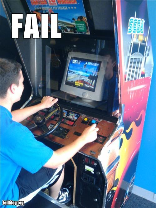 arcade failboat g rated monitors screens technology - 3939851264