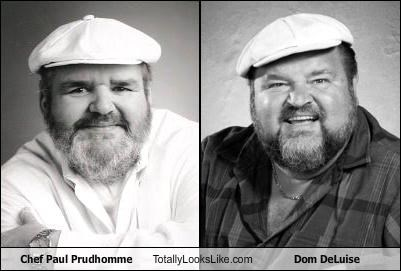 Chef Paul Prudhomme Dom Deluise - 3940153088