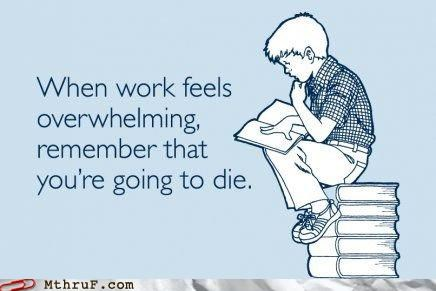 Death,motivation,work
