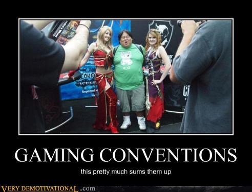 babes cosplay gaming nerds PAX Videogames - 3945733376