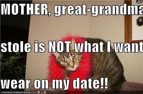 Dating grandma meme