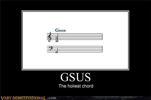chords hilarious jesus jk Music puns reading scripture