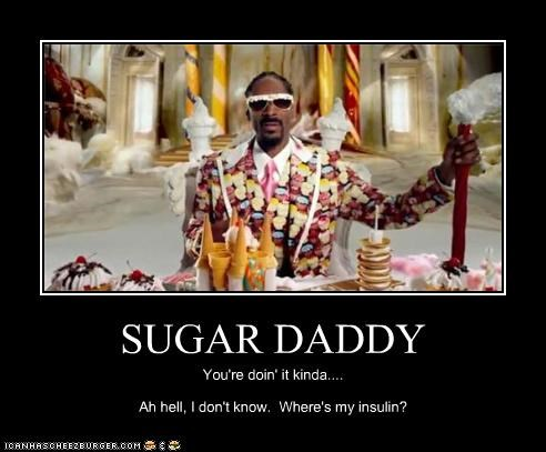 california gurls candy insulin rappers snoop dogg sugar daddy - 3949482240