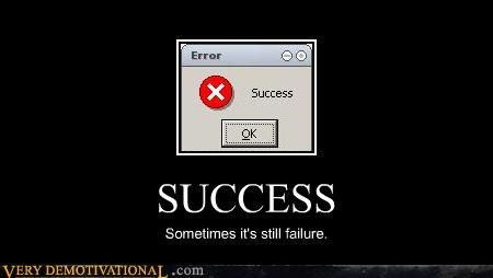 computer doh error idiots success windows