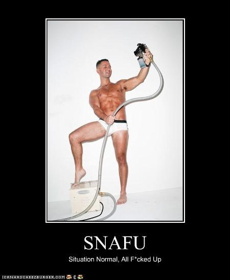 SNAFU Situation Normal, All F*cked Up