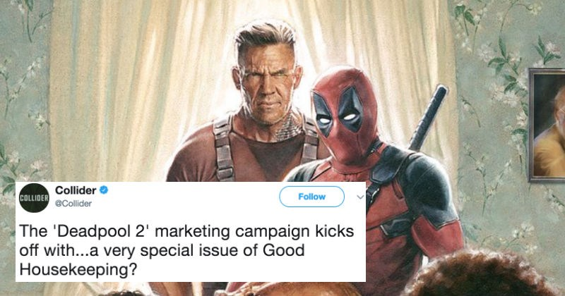 Ryan Reynolds shares awesome pictures on Twitter for how Deadpool would host a Thanksgiving.