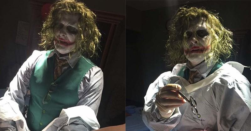 joker atender parto
