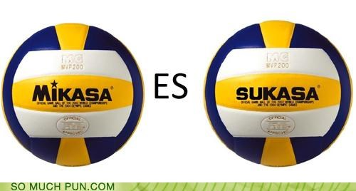 hospitality puns spanish su casa volleyballs - 3952965888