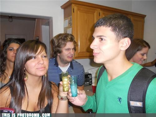 drinking Good Times Jägerbombed Party photobomb shots waynes world - 3954237184