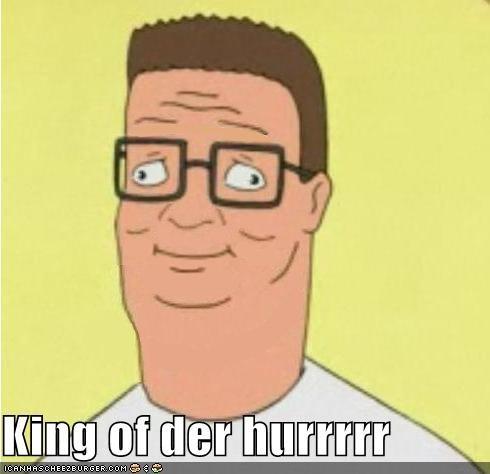 King of the hill hank hill cartoons TV - 3955592704