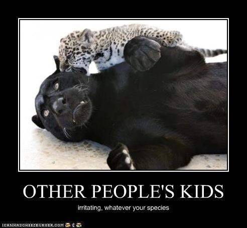 caption captioned irritating kids leopard other-peoples-kids panther playful - 3958373120