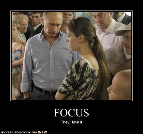 FOCUS They Have it
