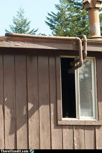 block in the way location pipe window - 3960225536